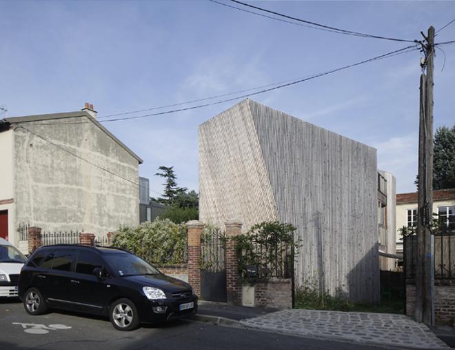 maison cosse 2012 arba jean baptiste barache sihem lamine architectes. Black Bedroom Furniture Sets. Home Design Ideas